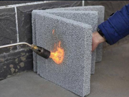 水泥发泡板(防火隔离带专用)