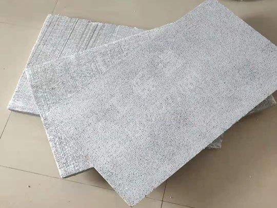 无机塑化微孔保温板(塑化板)